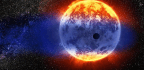 An Exoplanet Is Vanishing—and Really Fast