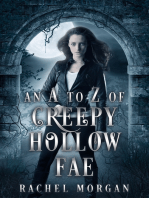 An A to Z of Creepy Hollow Fae