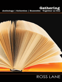 Gathering - Anthology / Collection / Ensemble - Together As One: Wordcatcher Modern Poetry
