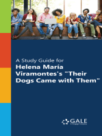 """""""A Study Guide for Helena Mar?a Viramontes's """"""""Their Dogs Came with Them"""""""""""""""