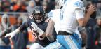 Khalil Mack Hopes Bears Defense Can Put An End To Aaron Rodgers' Interception Streak