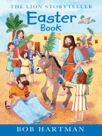 The Lion Storyteller Easter Book