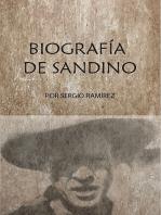 Biografía de Sandino