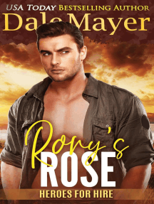 Rory's Rose: Heroes for Hire, #13