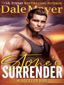 Stone's Surrender: Heroes for Hire, #2