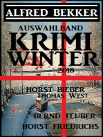 Auswahlband Krimi Winter 2018