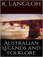 Australian legends and folklore