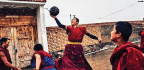 Tibet Is Going Crazy for Hoops