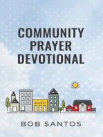 Community Prayer Devotional