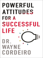 Powerful Attitudes for a Successful Life