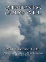 Questioning God's Will
