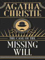 Case of the Missing Will, The