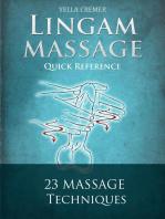 Ejakulation tantra massage risk during