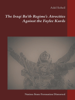 The Iraqi Ba'th Regime's Atrocities Against the Faylee Kurds
