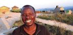 One Rwandan's Surprising Idea To Protect Wildlife