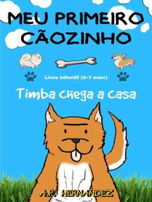Meu primeiro cãozinho: Livro infantil (6-7 anos). Timba chega a casa.