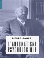 L'automatisme psychologique