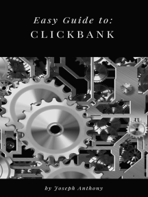 Easy Guide to: Clickbank
