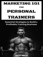 Marketing 101 for Personal Trainers