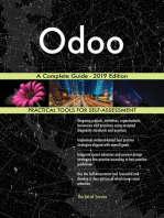Odoo A Complete Guide - 2019 Edition