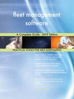 fleet management software A Complete Guide - 2019 Edition