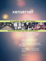 xenserver A Complete Guide - 2019 Edition