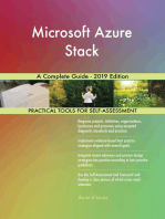 Microsoft Azure Stack A Complete Guide - 2019 Edition