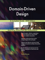 Domain-Driven Design A Complete Guide - 2019 Edition