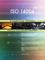 ISO 14004 A Complete Guide - 2019 Edition