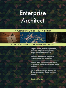 Enterprise Architect A Complete Guide - 2019 Edition