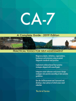 CA-7 A Complete Guide - 2019 Edition