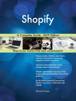 Shopify A Complete Guide - 2019 Edition