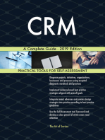 CRM A Complete Guide - 2019 Edition
