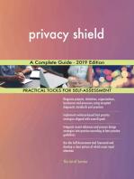 privacy shield A Complete Guide - 2019 Edition