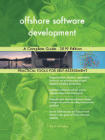 offshore software development A Complete Guide - 2019 Edition