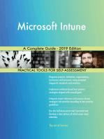 Microsoft Intune A Complete Guide - 2019 Edition
