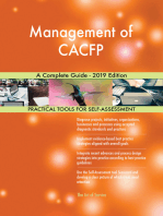 Management of CACFP A Complete Guide - 2019 Edition
