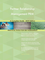 Partner Relationship Management PRM A Complete Guide - 2019 Edition