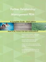 Partner Relationship Management PRM A Complete Guide - 2019 Edition