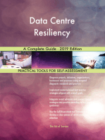 Data Centre Resiliency A Complete Guide - 2019 Edition