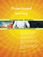 Project-based learning A Complete Guide - 2019 Edition