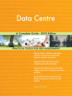 Data Centre A Complete Guide - 2019 Edition