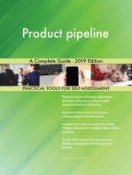 Product pipeline A Complete Guide - 2019 Edition