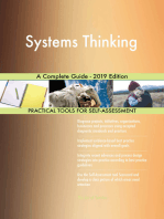 Systems Thinking A Complete Guide - 2019 Edition