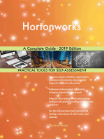 Hortonworks A Complete Guide - 2019 Edition