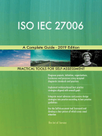 ISO IEC 27006 A Complete Guide - 2019 Edition