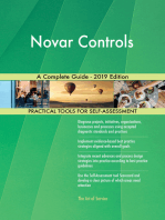 Novar Controls A Complete Guide - 2019 Edition