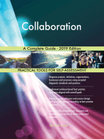 Collaboration A Complete Guide - 2019 Edition