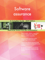 Software assurance A Complete Guide - 2019 Edition