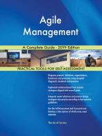 Agile Management A Complete Guide - 2019 Edition